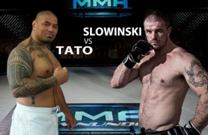 MMA Downunder - Paul Slowinski vs Leamy Tato