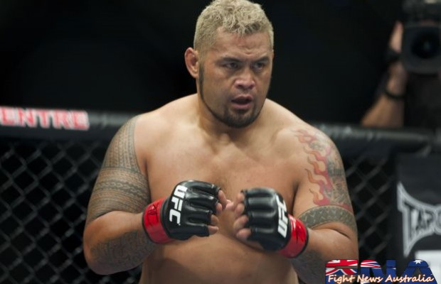 UFC Pulls Mark Hunt From Sydney Headliner Following Comments About His Health
