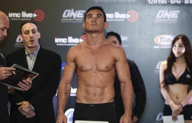 One FC 24 Weigh-Ins: Adrian Pang