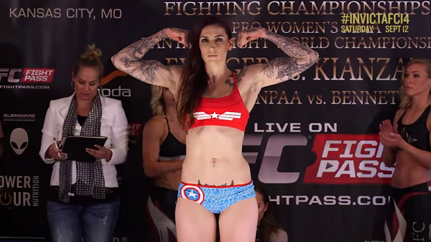 Cris 'Cyborg' Will Fight At UFC 214, But Not Against Megan Anderson