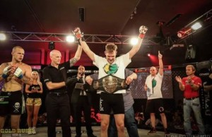Gold Rush 1 - Sam Hayward def Hoshi Friedrich | Credit: Facebook/Gold Rush