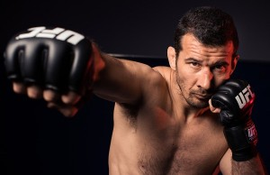 Anthony Perosh - UFC