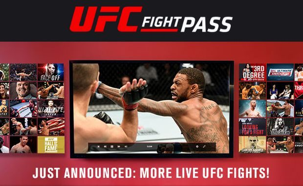 UFC Fight Pass Australia