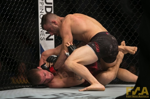 Alex Volkanovski secures 4th straight UFC victory –  Fight News Australia