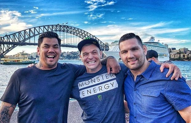 UFC 221 Gate Sets Records at Perth Arena