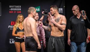 Dan Kelly vs. Chris Camozzi
