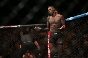 Israel Adesanya vs. Rob Wilkinson