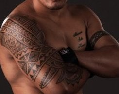 Soa Palelei MMA Fighter