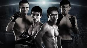 One FC 8 Bantamweight Tournament