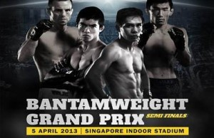 One FC 8 Poster