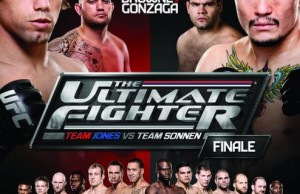UFC TUF 17 Poster Finale