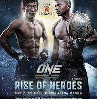 One FC - Rise of Heroes Poster