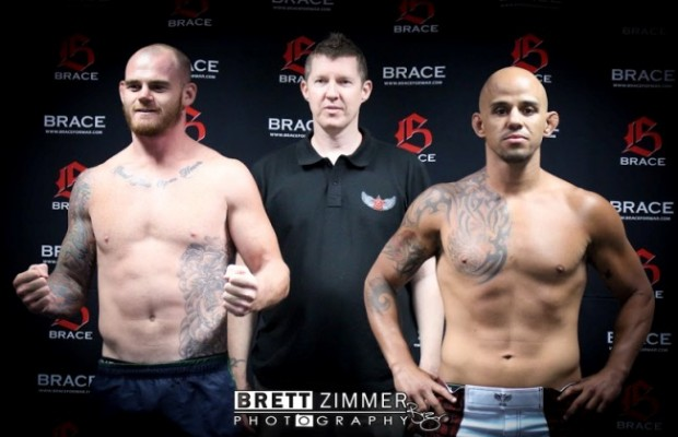 Brace revamps weight divisions, weight cutting rules