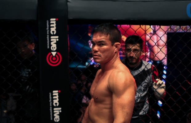 Adrian Pang prepares for battle at One FC 24