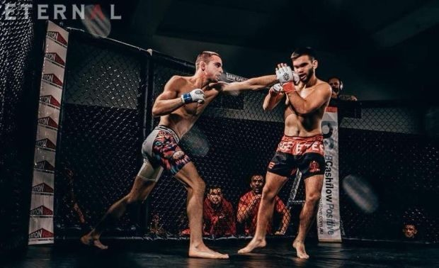 Eternal MMA 34: Michael Mannu victorious over Anthony Drillich in