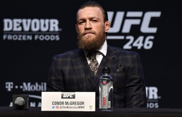 Conor Mcgregor Never Say Never On Potential Fight With
