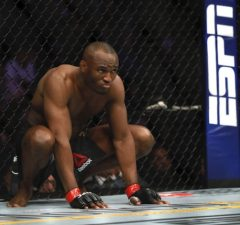 Kamaru Usman (Source: Getty)