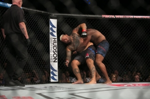 Curtis Blaydes vs. Mark Hunt