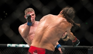 Elias Theodorou vs. Daniel Kelly